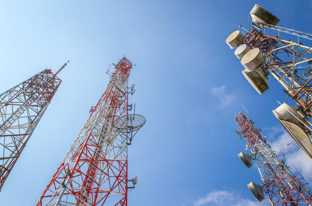 Beyond the Data Center – Broadcasting