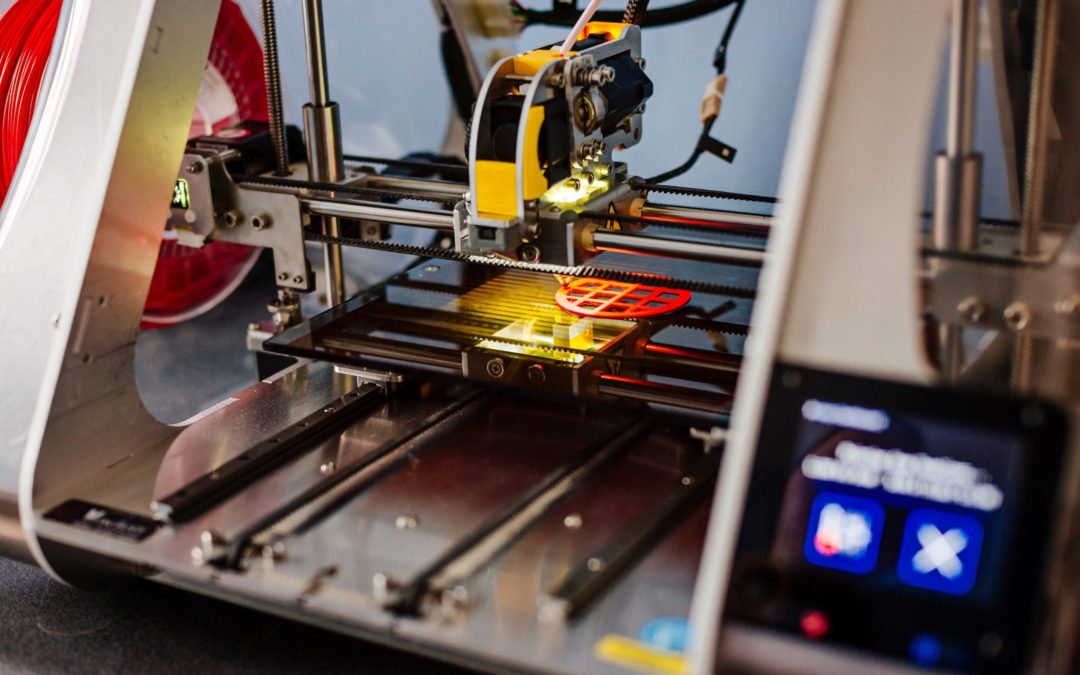 Flywheel UPS Provides Clean, Always-on Power for 3D Printing Facility