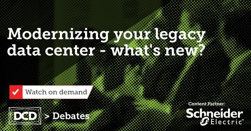 Modernizing Your Legacy Data Center