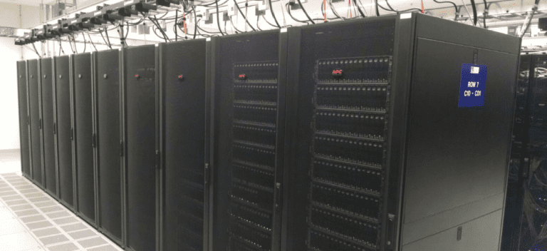 UMass Medical's Data Center Efficiency takes a big leap forward with EcoStruxure IT