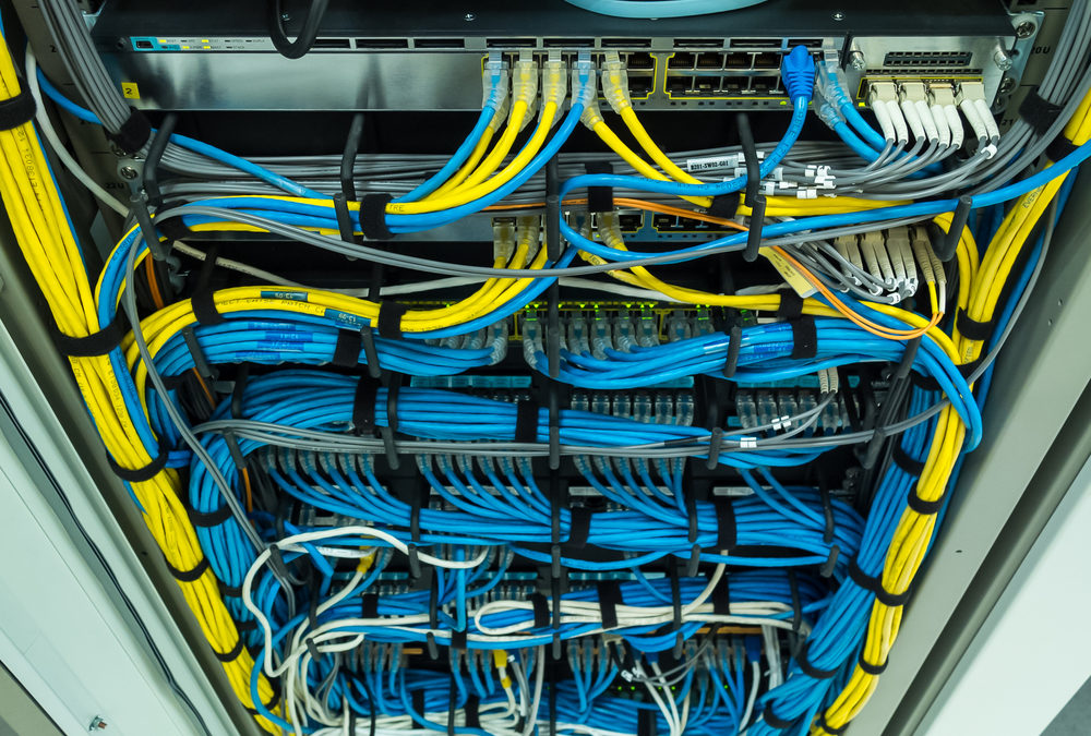Cable Management Best Practices for Data Centers and Server Rooms