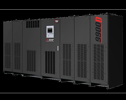 New Tech News – High Power Density 3-phase UPS