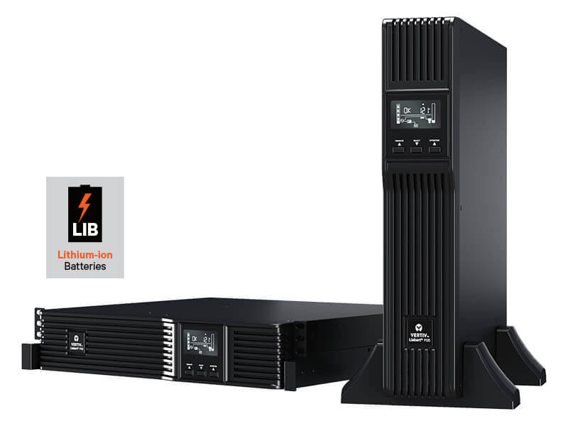 New Tech News – Lower TCO, Longer Runtime with New Lithium-ion UPS from Vertiv