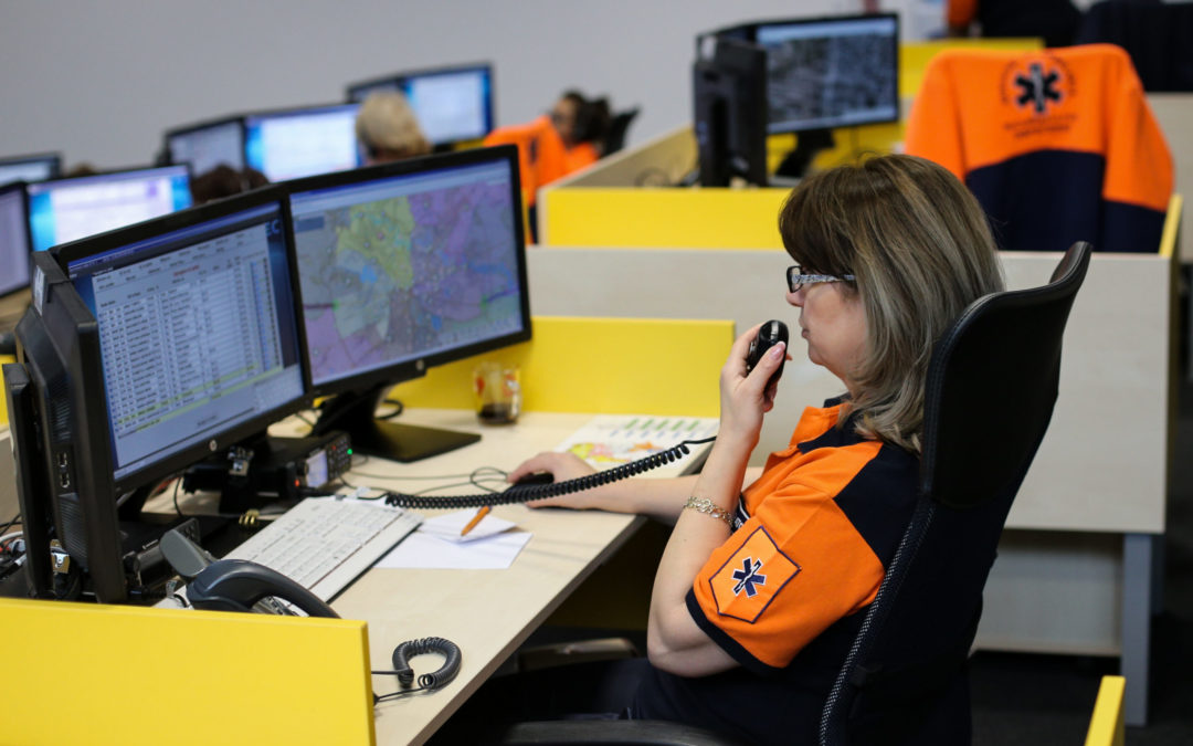 UPS Systems for Ensuring Power in 911 Call Centers