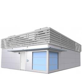Motivair Modular Data Center