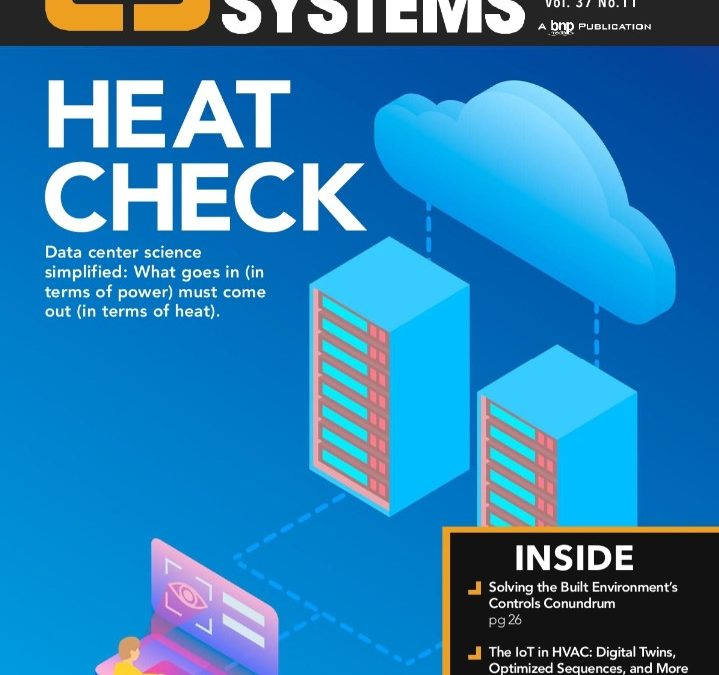 CEG Airflow Best Practices Featured in Engineered Systems Magazine