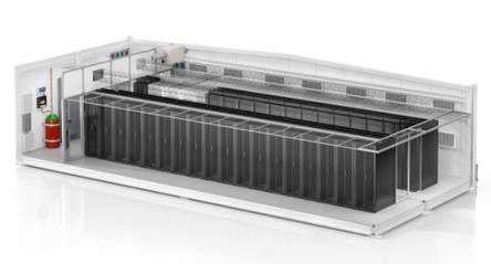Schneider Modular Data Center